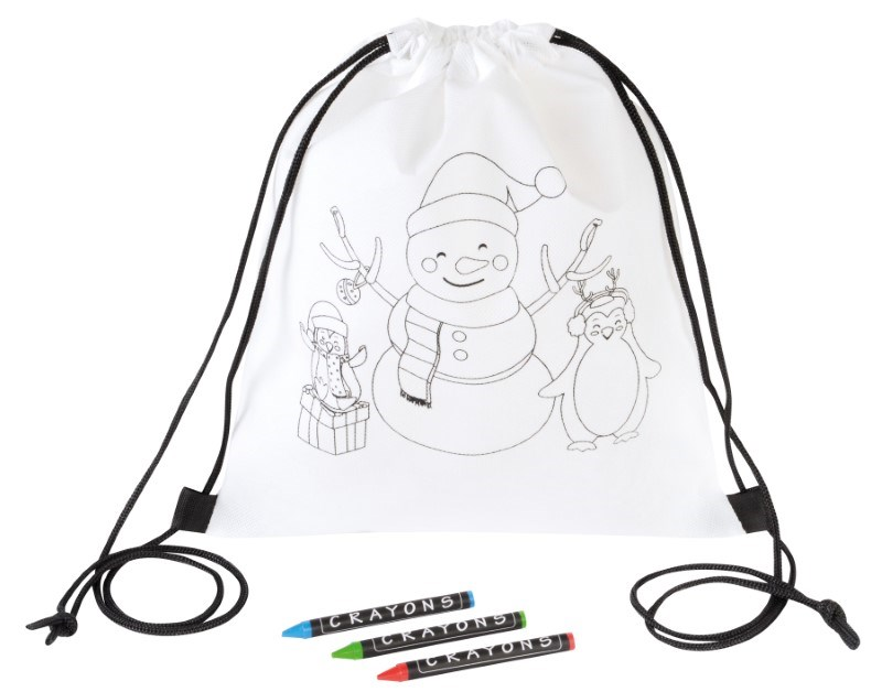 coloring kidssportbag