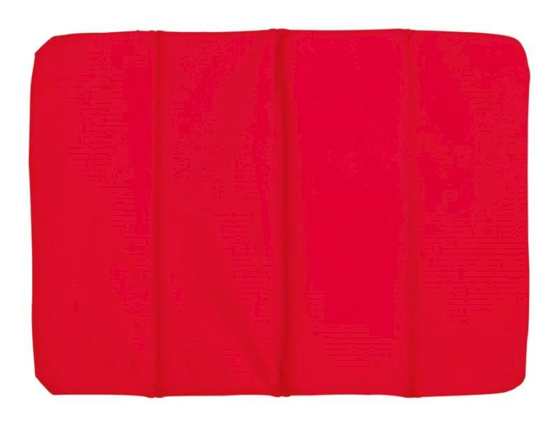 Chair cushion,3xfold.,Red
