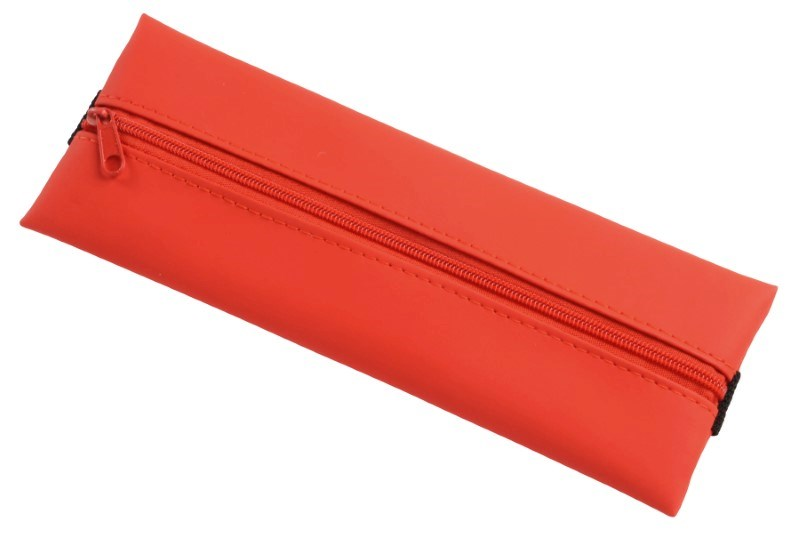 Pen case for notebooks KEEPER, red