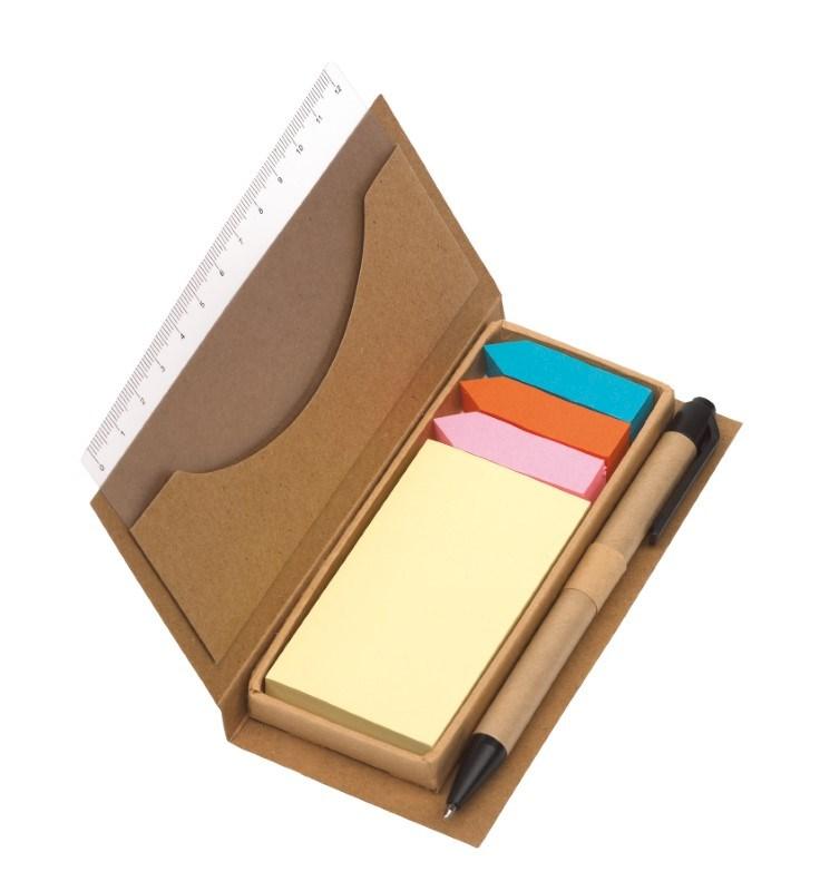 Notebox w/ sticker
