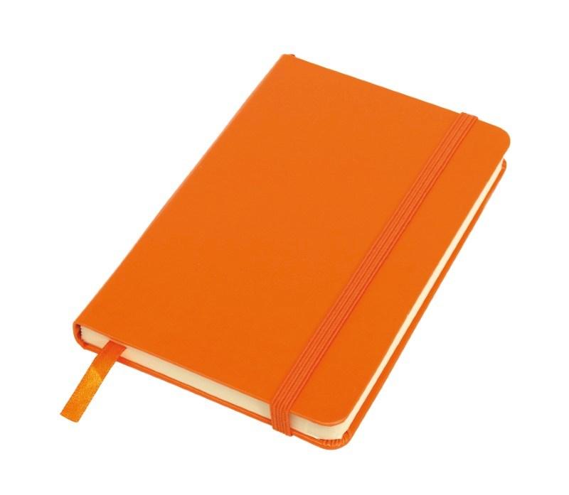 Notebook 'Attendant' , A6, orange