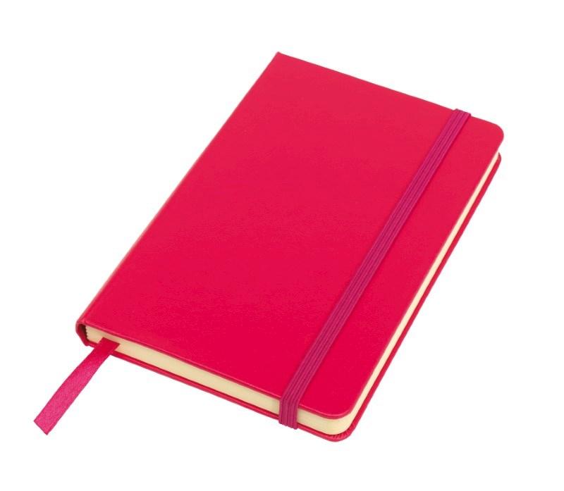 Notebook 'Attendant' , A6, pink