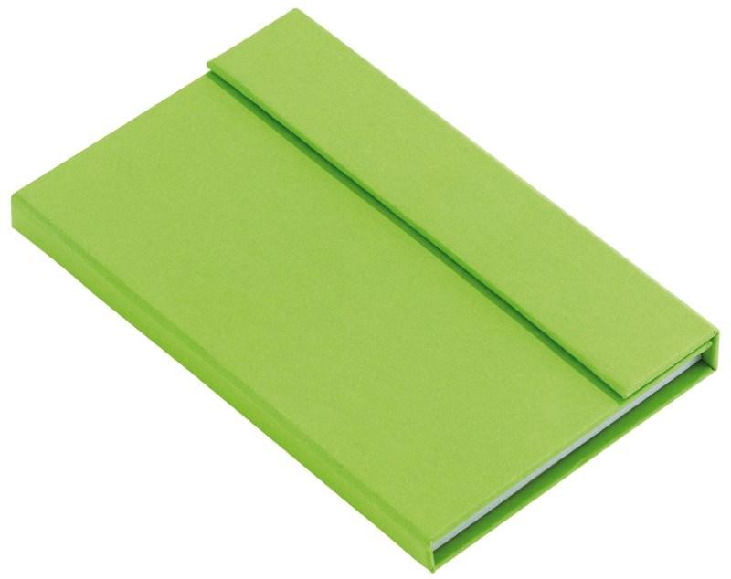 Notebook LITTLE NOTES,apple green