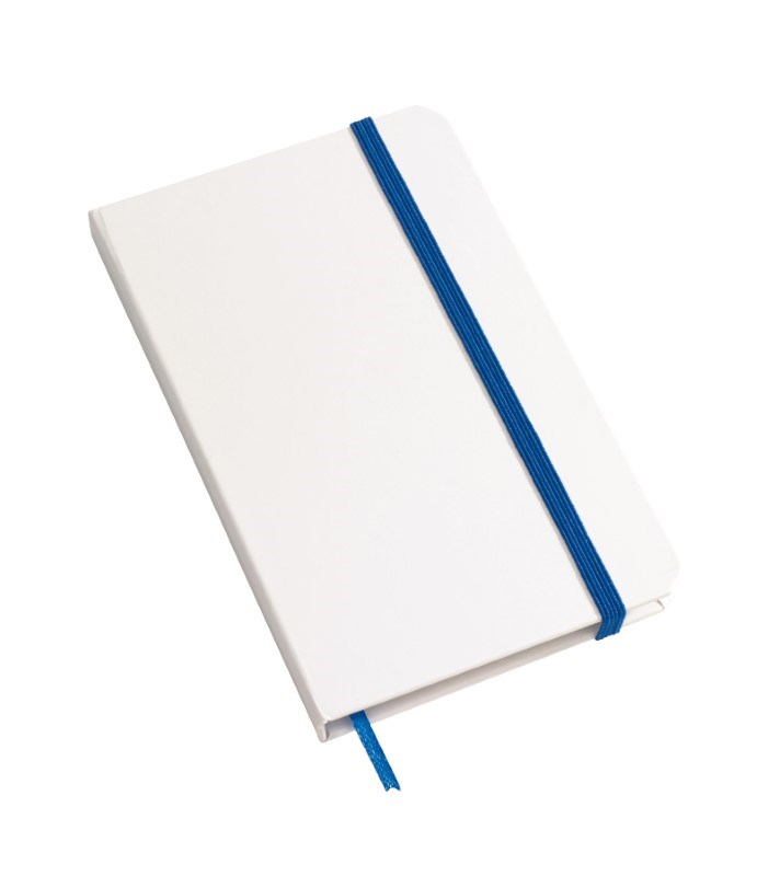 Notebook 'Author' , A6, blue