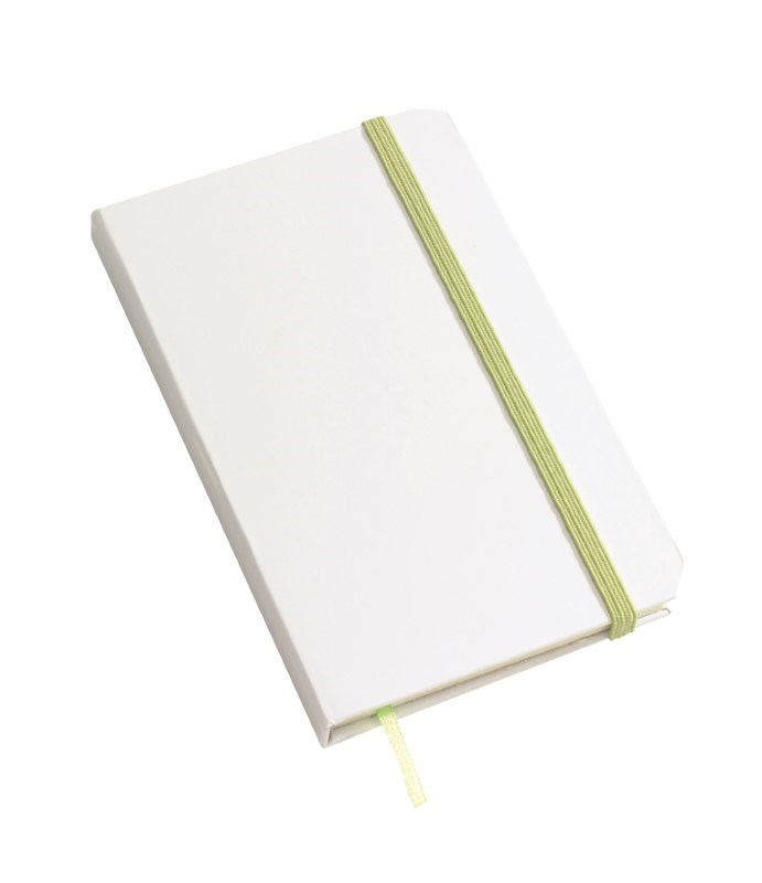 Notebook 'Author' , A6, green
