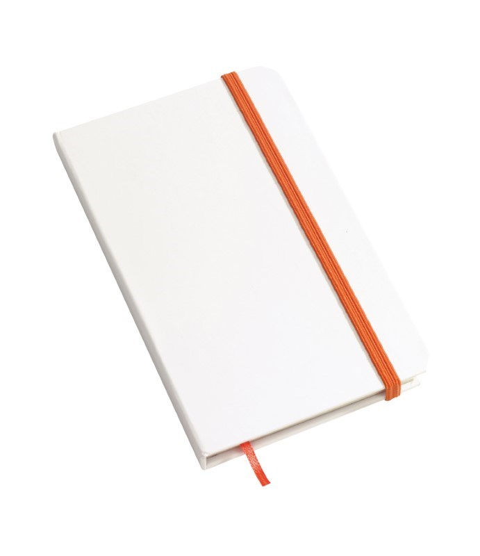 Notebook 'Author' , A6, orange