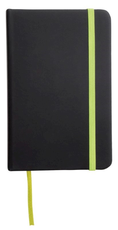 Notebook 'LECTOR' , A5, green
