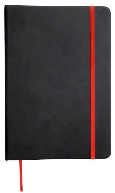 Notebook 'LECTOR' , A6, red