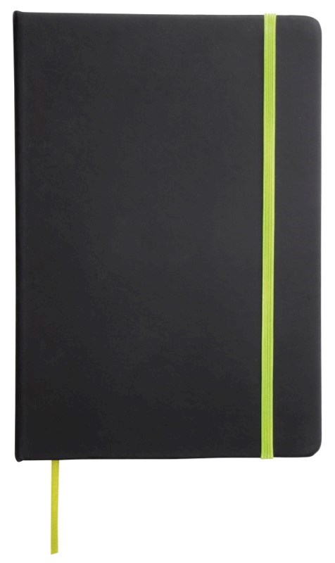 Notebook 'LECTOR' , A6, green