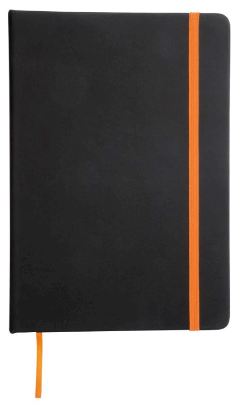 Notebook 'LECTOR' , A6, orange