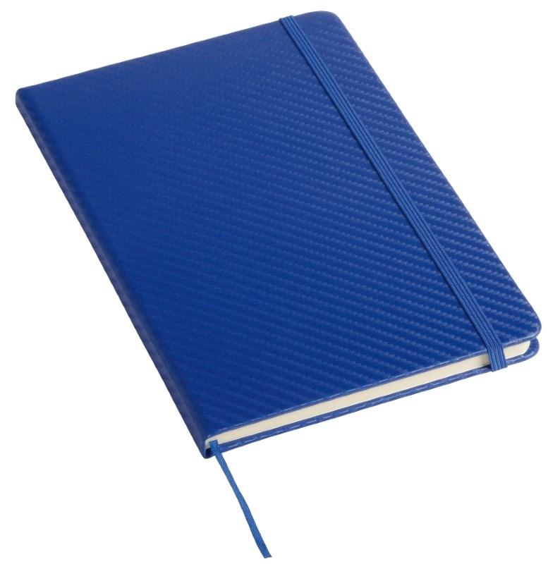 Notebook 'CARB' , A5, blue