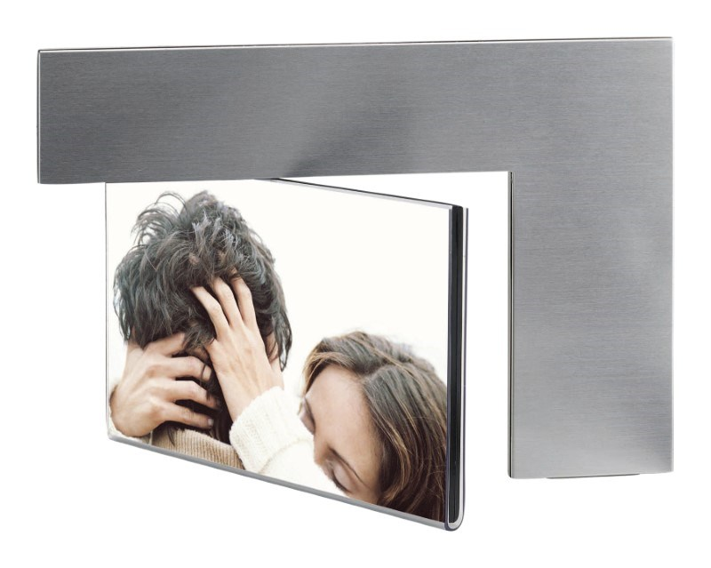 Alum. photo frame