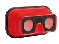 VR Glasses IMAGINATION FLEX, red