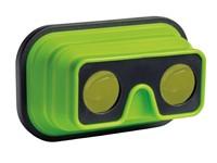 VR Glasses IMAGINATION FLEX, green