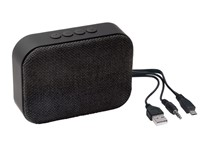Wireless speaker MESHES, black