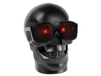 Bluetooth speaker BOOM SKULL, black