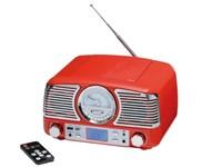 Retro CD radio DINER