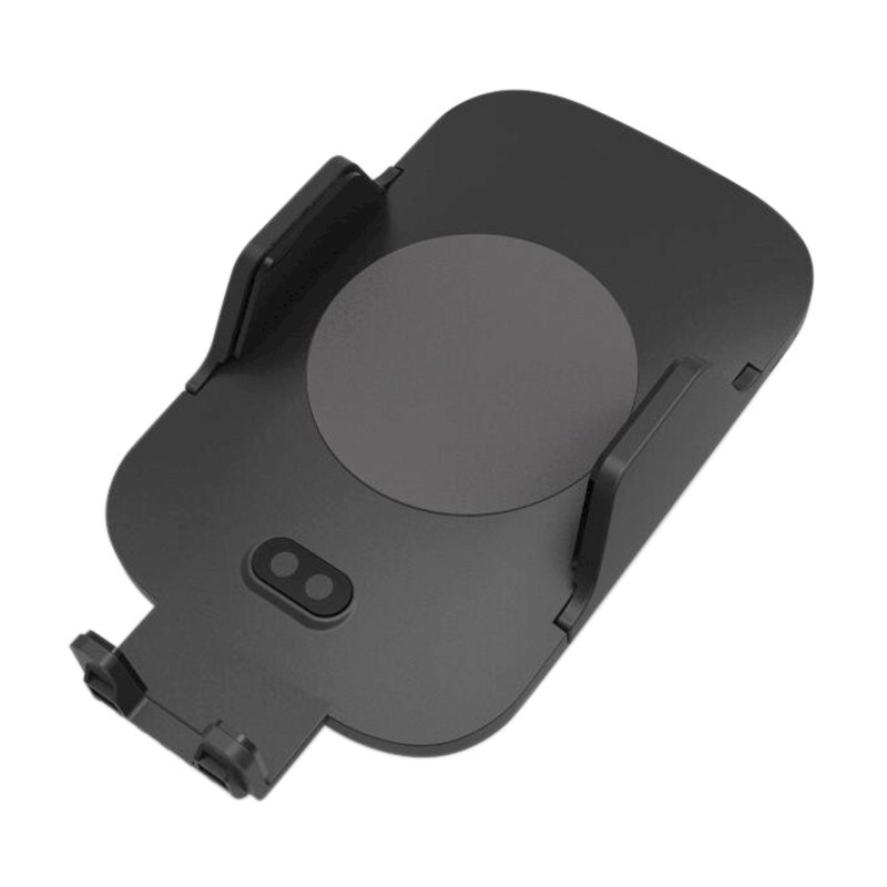 Smart Grip Wireless Car Charger - black