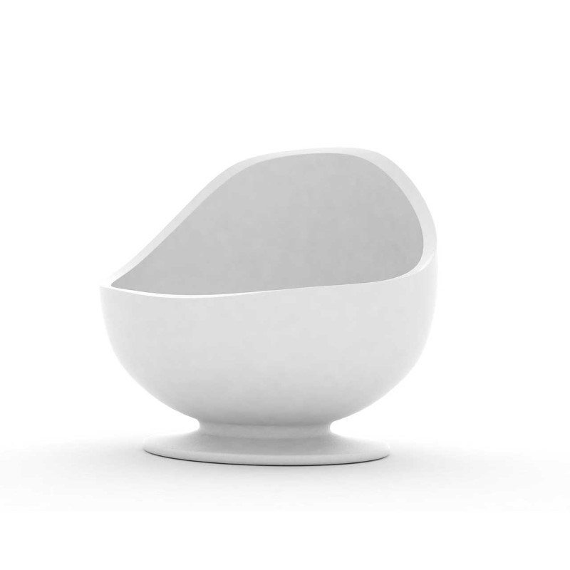 SmartPhone Chair - white