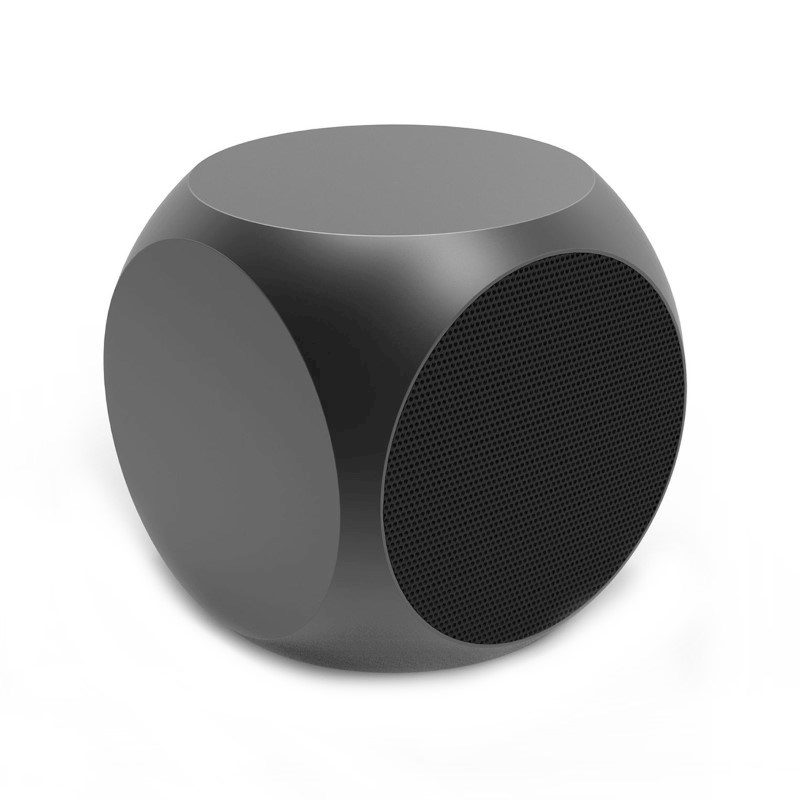 Xoopar Xquare 2 Bluetooth Metal Speaker - black