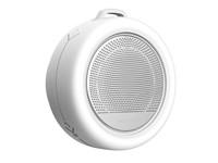 Splash Bluetooth Speaker - white
