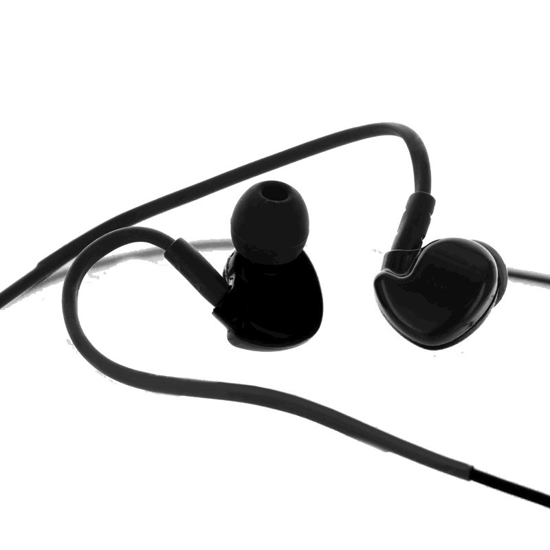 FlexSport Wireless Earbuds - black