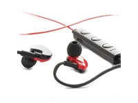 FlexSport Wireless Earbuds - red