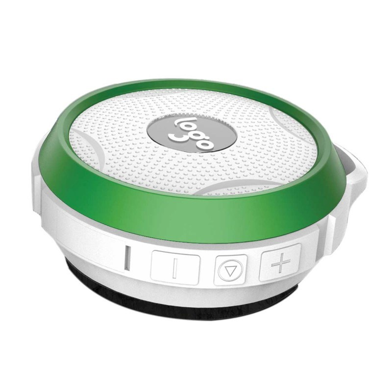 Xoopar Ring Max Bluetooth Speaker - white
