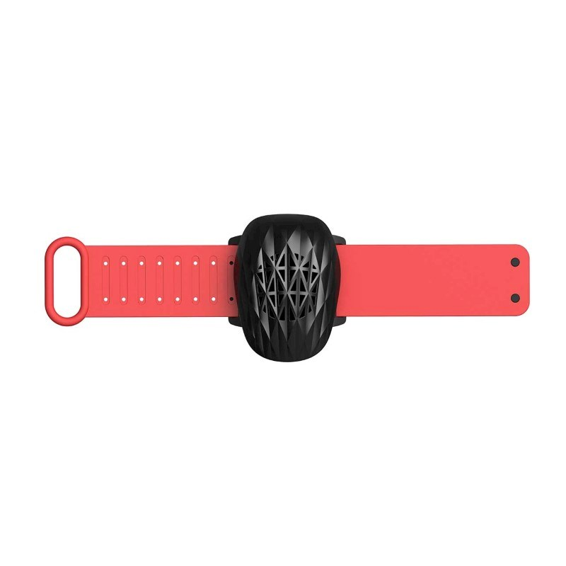 The Edge WristSpeaker - red