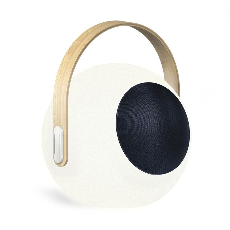 Mooni Eye Speaker - white