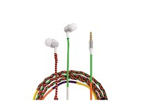 Earbuds Braided - customised colour