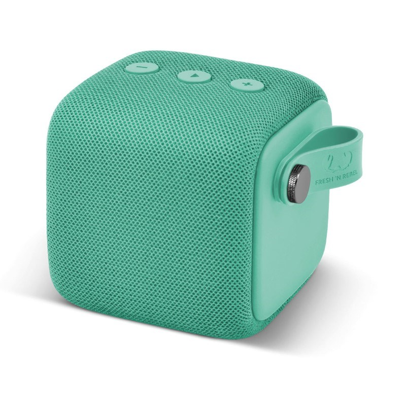 Fresh 'n Rebel Rockbox Bold S Waterproof Bluetooth Speaker - peppermint