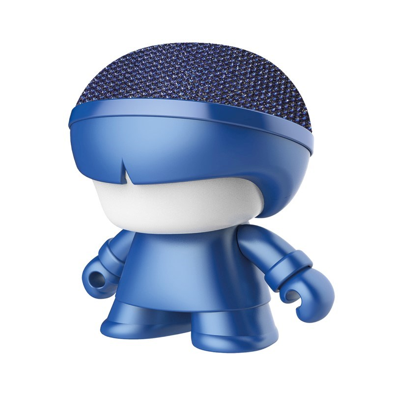 Xoopar Boy Mini - metallic blue