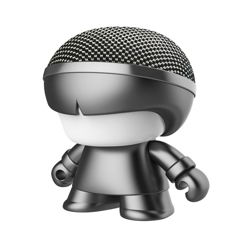 Xoopar Boy Mini - metallic grey