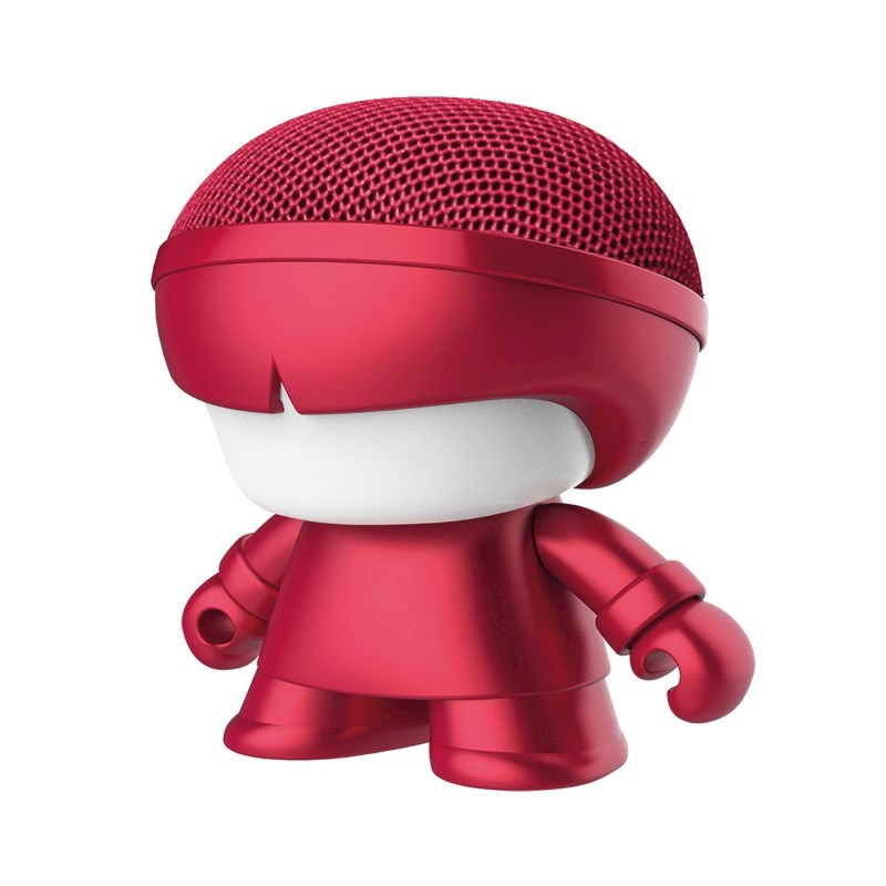 Xoopar Boy Mini - metallic red