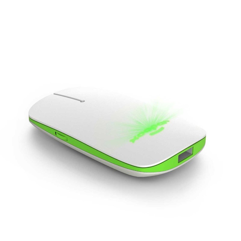 Xoopar Pokket 2 Wireless Mouse - green