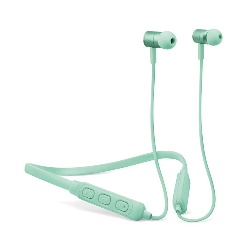 Fresh 'n Rebel Band-it Wireless Headphones - peppermint