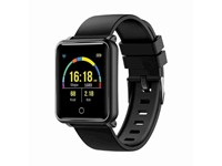 Smart Activity Watch - black