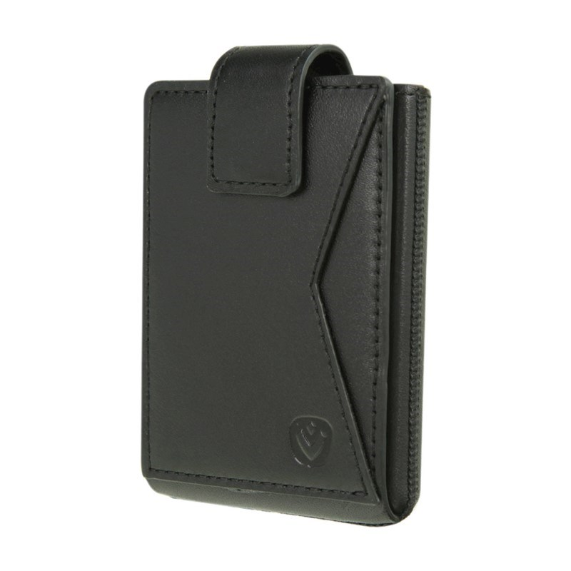 Valenta Card Case Pocket Premium - black