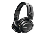 Philips Professional DJ Headphones - black