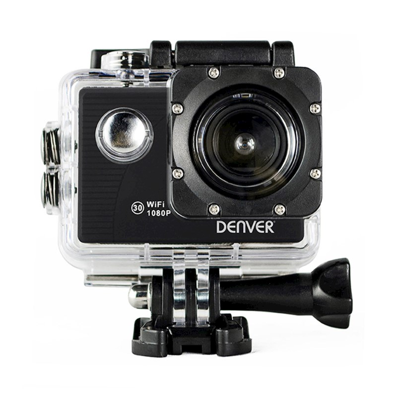 Denver Full HD Action Cam with Wifi - BK