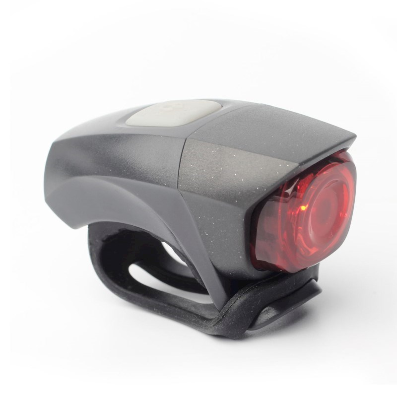 Visto Cube Rechargeable tail Light - black