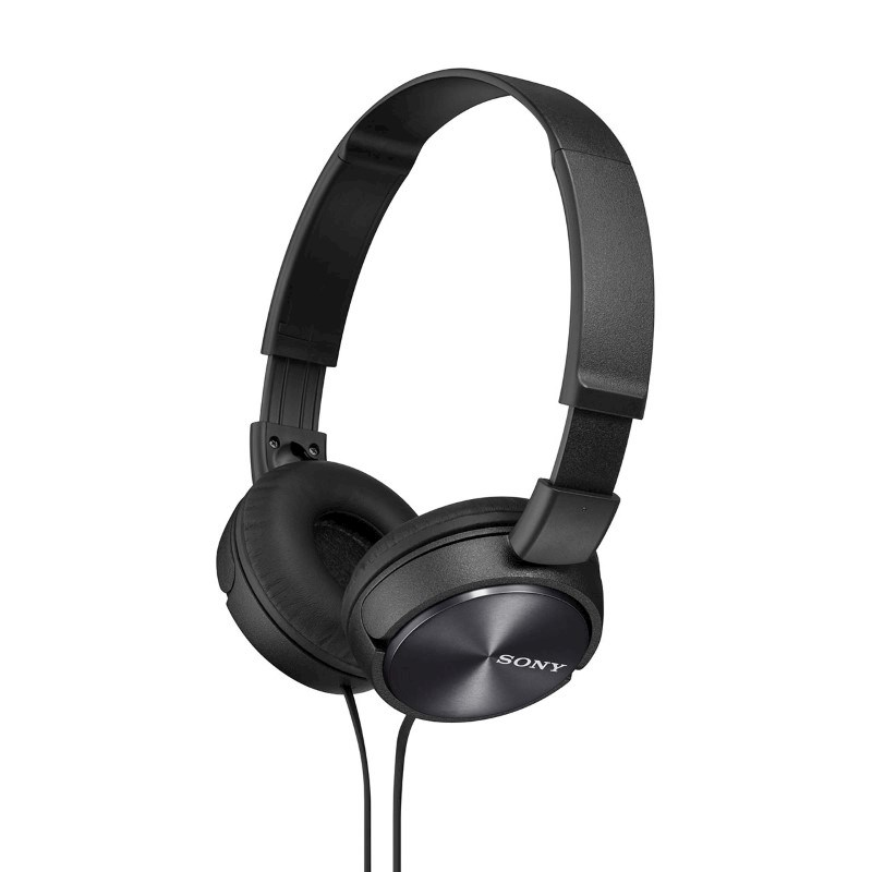 Sony Headphones with Inline Mic (Standard) - black