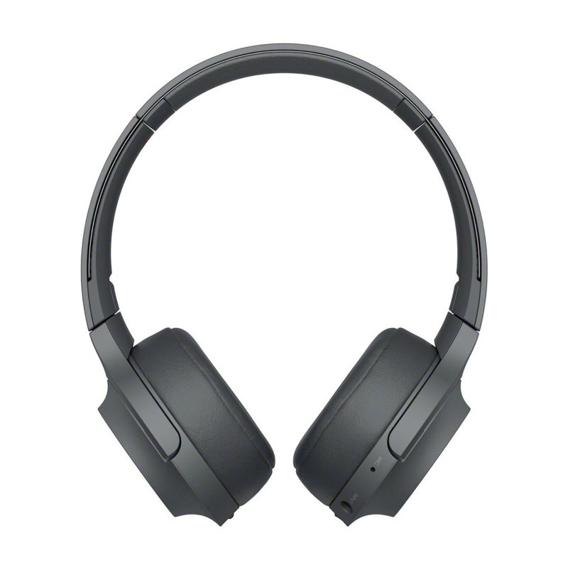 Sony Bluetooth Headphone High Res Audio - black