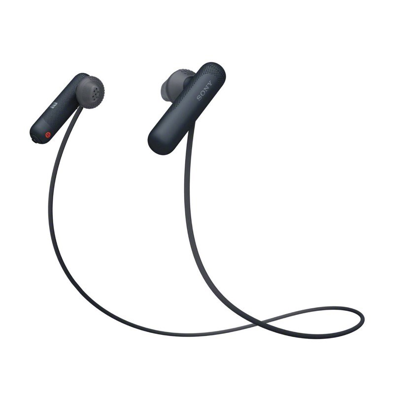 Sony Sports Earbuds - black
