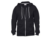Anvil Full Zip Hooded Sweatjacket