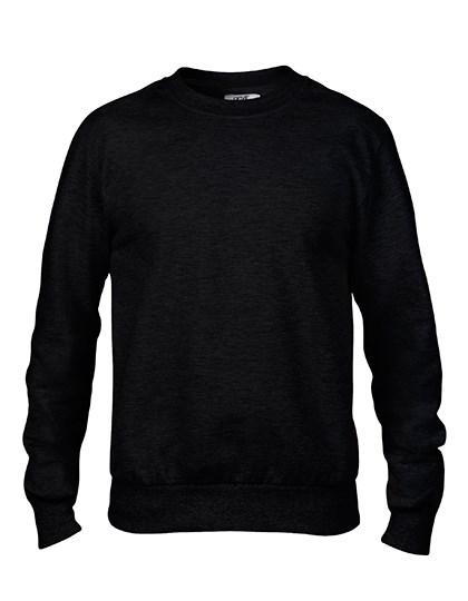Anvil Crewneck French Terry Sweatshirt