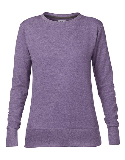 Anvil Women`s French Terry Sweatshirt