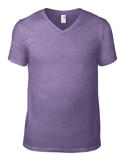 Anvil Lightweight V-Neck Tee