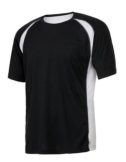 All Sport Unisex Colorblock Short Sleeve Tee